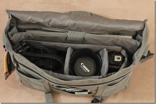 Tenba Messenger Bag Review 034