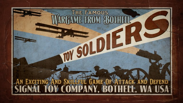 Toy Soldiers screen 5