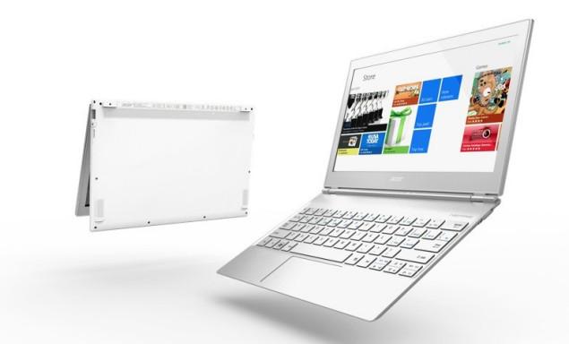 acer aspire s7 windows 8 ultrabook 0