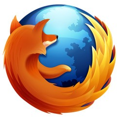 firefox logo plain