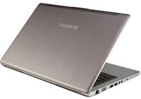 Gigabyte เตรียมเปิดตัว U2442V, U2442N Ultrabook เล่นเกมสองรุ่นในงาน CeBIT ครั้งนี้