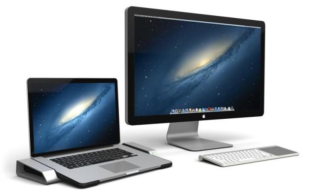 horizontal dock desktop scene front 3 4