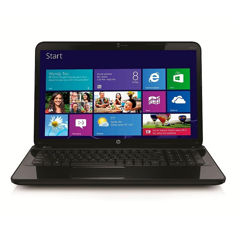 hp 173in led win 8 amd apu 500gb laptop black d 2012101818072821131529