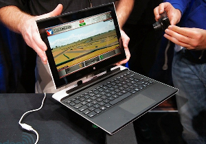 [CES 2013] Intel North Cape แท็บเล็ตเครื่องต้นแบบที่มาพร้อมกับชิปประมวลผล Hashwell
