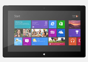 ลือ! แท็บเล็ต Microsoft Surface Pro จะวางขายปลายมกราคมนี้ โดยมีเริ่มต้นที่ 27,xxx บาท
