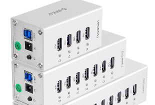 Orico เปิดตัว Multi-Port USB 3.0 Strip ที่รองรับการเชื่อมต่อถึง 10 พอร์ตพร้อมๆ กัน