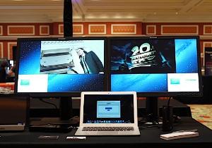 [CES 2013] DisplayLink เปิดตัว Docking Driver สำหรับ MacBook เพื่อใช้งาน 4 หน้าจอ