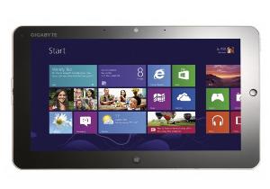 [CES 2013] Gigabyte เปิดตัวแท็บเล็ต Windows 8 ที่มาพร้อมกับความละเอียดหน้าจอ 1080p