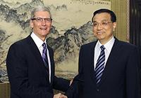 Tim Cook ประกาศ ประเทศจีนจะกลายเป็นลูกค้ารายใหญ่ของ Apple ในอนาคต