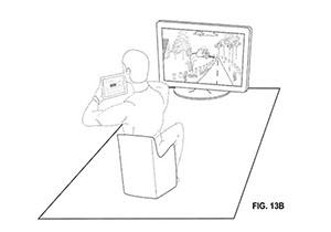 สิทธิบัตร Nintendo ใช้หน้าจอมากกว่าหนึ่ง เพื่อ Panorama View บนเครื่อง Wii U