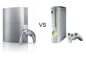 เครื่องเกมคอนโซล Sony PlayStation 3 ยอดขายนำทะลุ Microsoft Xbox 360 กว่าล้านเครื่องแล้ว