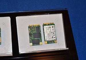 Plextor นำเสนอ M5M mSATA SSD สำหรับอัพเกรดเพื่อเครื่อง Ultrabook ในงาน CES 2013