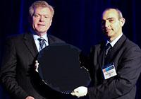 Intel อวดของแผ่น Wafer 450 mm แผ่นแรกของวงการ พร้อมเปิดตัวซิลิกอนแบบ 14 นาโนเมตร