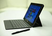 Microsoft Surface Pro ที่เป็นรุ่นความจุ 128 GB จะเหลือพื้นที่ใหใช้งานได้เพียง 83 GB เท่านั้น
