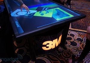 หน้าจอระบบสัมผัสขนาดยักษ์ 84 นิ้ว จาก 3M โดยมาพร้อมความละเอียด Ultra HD 4K