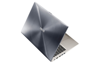 ASUS Zenbook U500VZ ที่เป็น Ultrabook หน้าจอสัมผัส โดยมาพร้อมกับ GT 650M