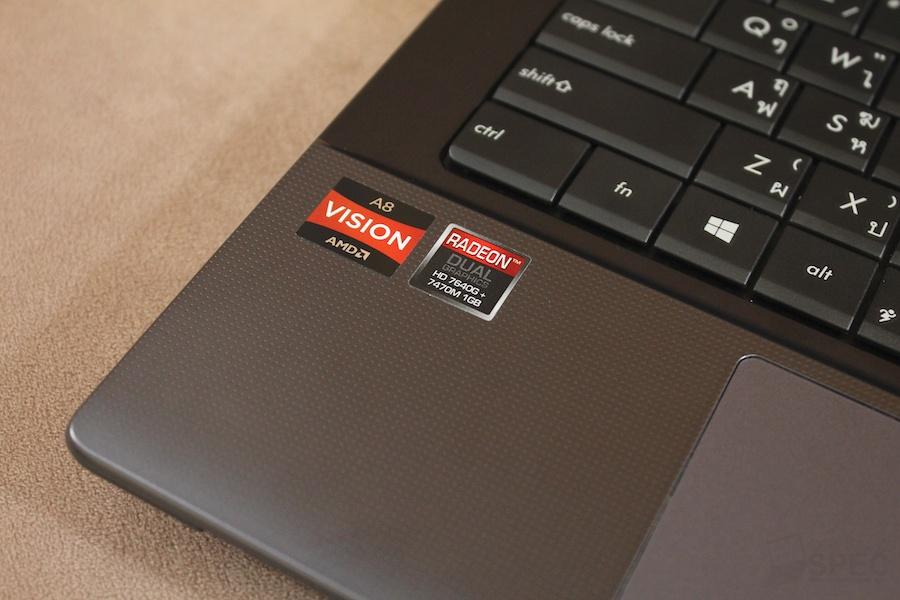 ASUS K45DR VX037D AMD A8 Review 0131