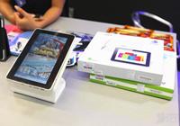 บรรยากาศบูธ Advice ผู้แทนจำหน่ายแท็บเล็ต Scopad ในงาน Thailand Mobile Expo 2013