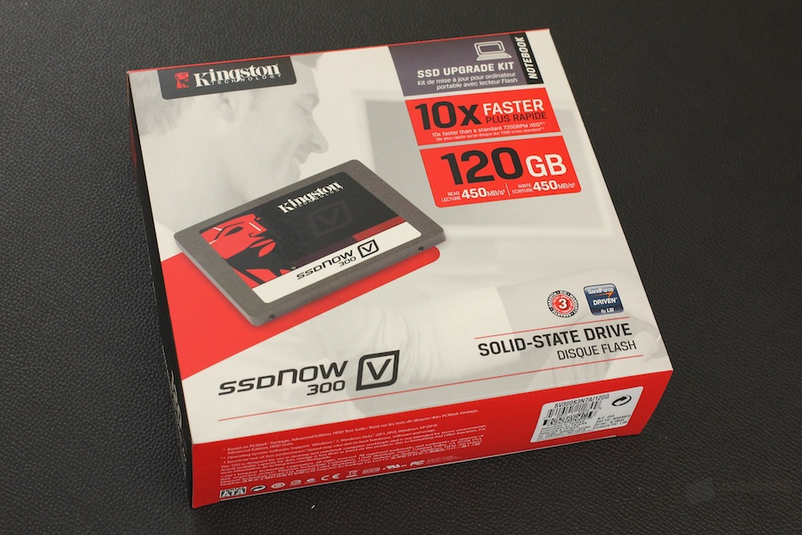 Kingston SSDNOW 300V Review 014