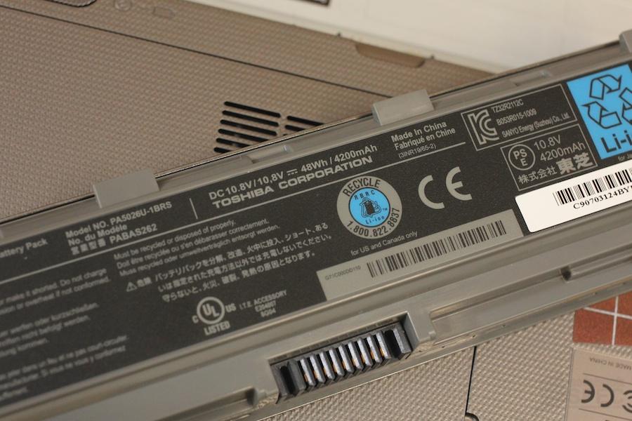 Toshiba Satellite P840T Review 023
