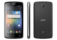 Acer ร่วมมืออินเทลแนะนำ Acer Liquid C1 สมาร์ทโฟนตัวแรก ที่ภายในใช้ชิปประมวลผล Intel Inside