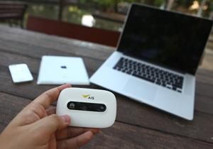 AIS Pocket Wifi อุปกรณ์เปลี่ยนสัญญาณมือถือเป็น Wifi [Part1]