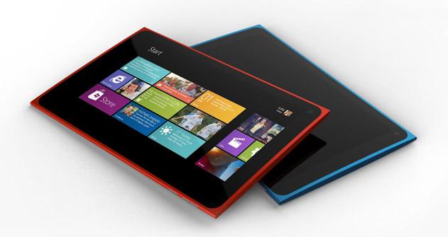 nokia lumia tablet s