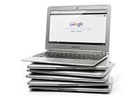 Google Chromebook ตอนนี้มีใช้ในโรงเรียนกว่า 2,000 แห่งแล้ว เพิ่มขึ้นกว่าสองเท่าในสามเดือน