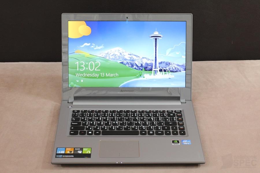 Lenovo IdeaPad Z400 Review 001