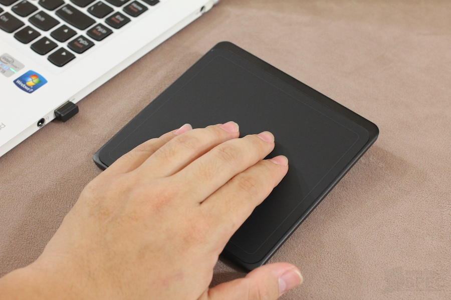 Lenovo Wireless Touchpad Review 017