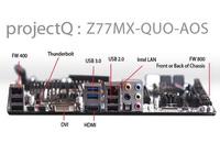 เมนบอร์ด Project Q ลงระบบปฏิบัติการอะไรก็ได้ ไม่แว้นแม้แต่ Mac OS X สนนราคาที่ $249