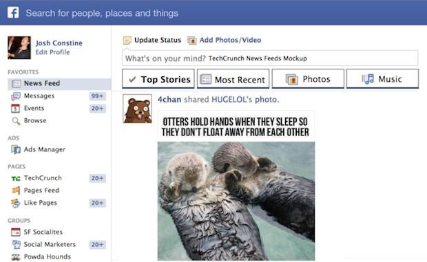 ลือ Facebook อาจเพิ่มระบบฟิลเตอร์ใหม่เข้ามาบนหน้า news feed หลัก เพื่อดึงเฉพาะเนื้อหาตามที่เราต้องการได้