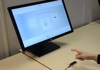 IntuiLab พร้อมนำระบบ LeapMotion ลงเครื่องคอมพิวเตอร์ กับการเคลื่อนไหวของนิ้วหรือมือในการควบคุม