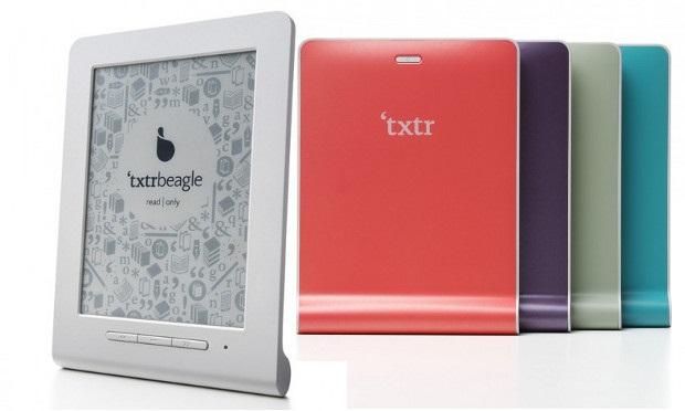Txtr Beagle แท็บเล็ตอ่าน eBook เทียบแล้วถูกกว่า Kindle Fire Paperwhite ส่งไฟล์ทาง Bluetooth เท่านั้น