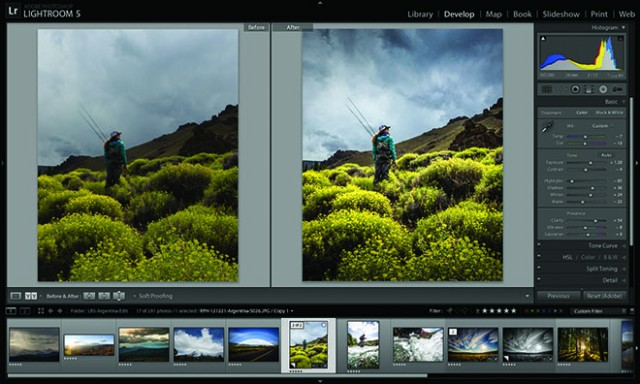 Adobe Lightroom 5 1