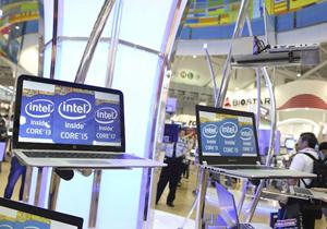 [Computex 2013] ทัวร์บูธ Intel จัดเต็ม Intel Haswell ทั้งนั้น
