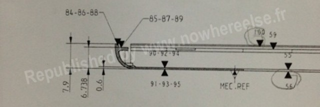 Leaked Apple iPad 5 design schematics 3