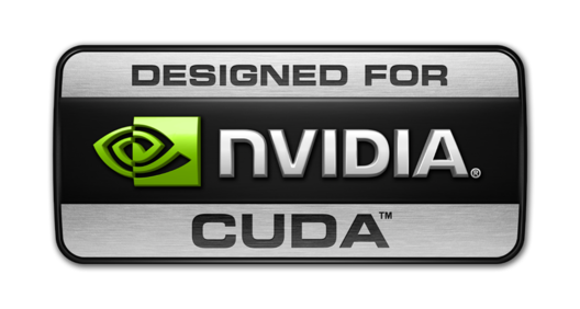 NV DesignedFor CUDA 3D sm