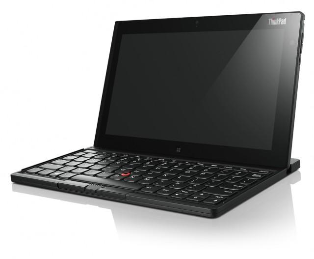 ThinkPad Tablet2 with Keyboard