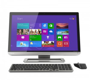 Toshiba PX35t All In One Desktop