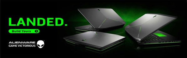 alienware laptops launch
