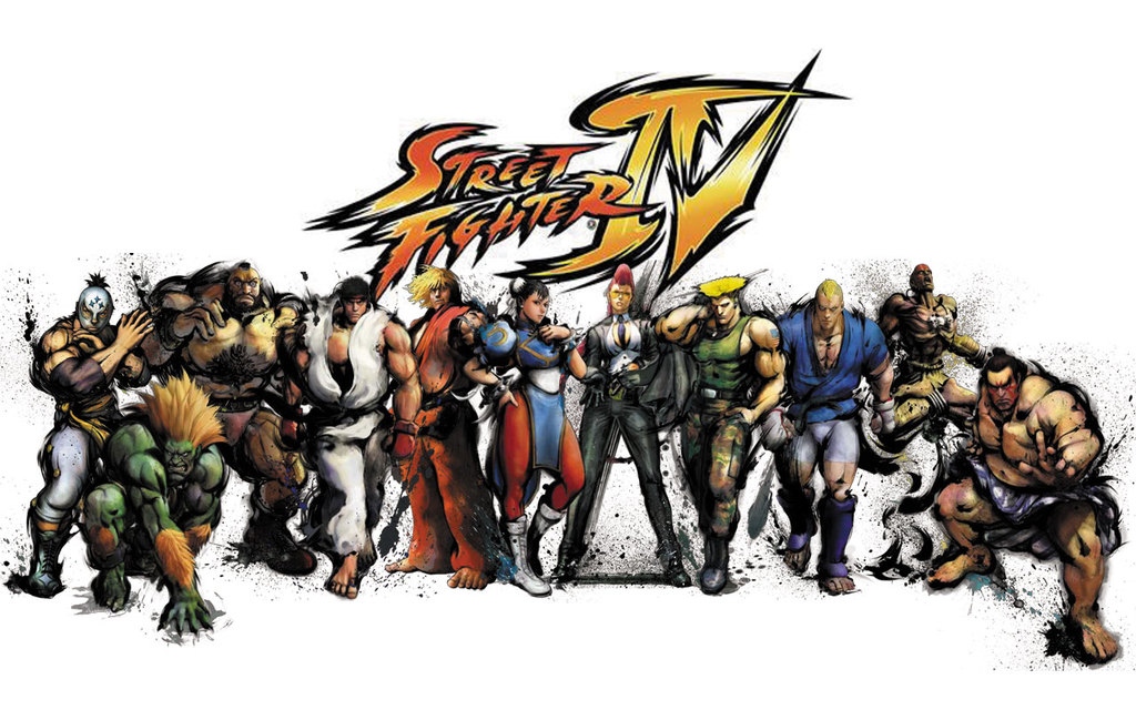 sf4 poster