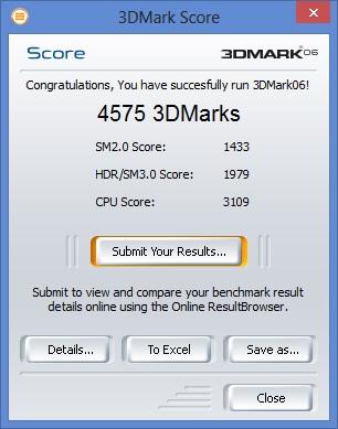 3DMark061