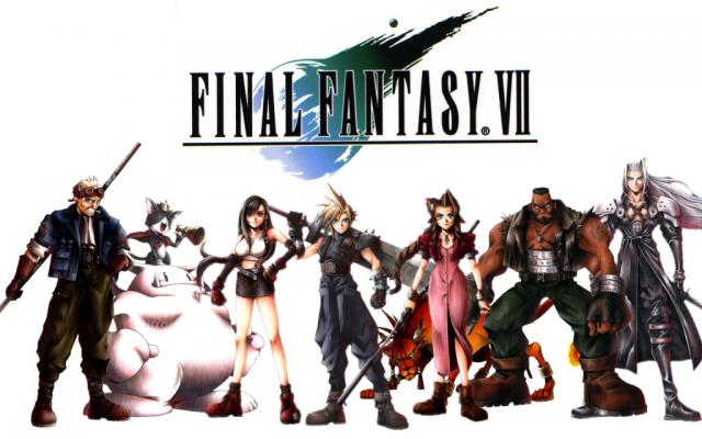 Final Fantasy 7 1024x640