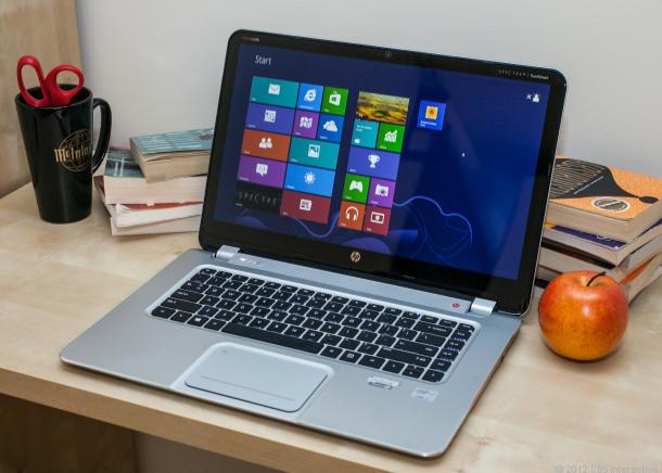 HP Spectre XT TouchSmart 15