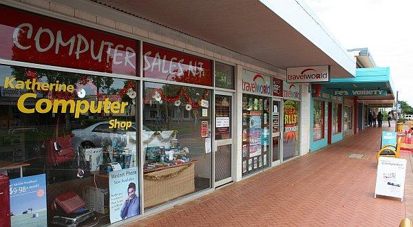 Katherine computer shop 22dec08
