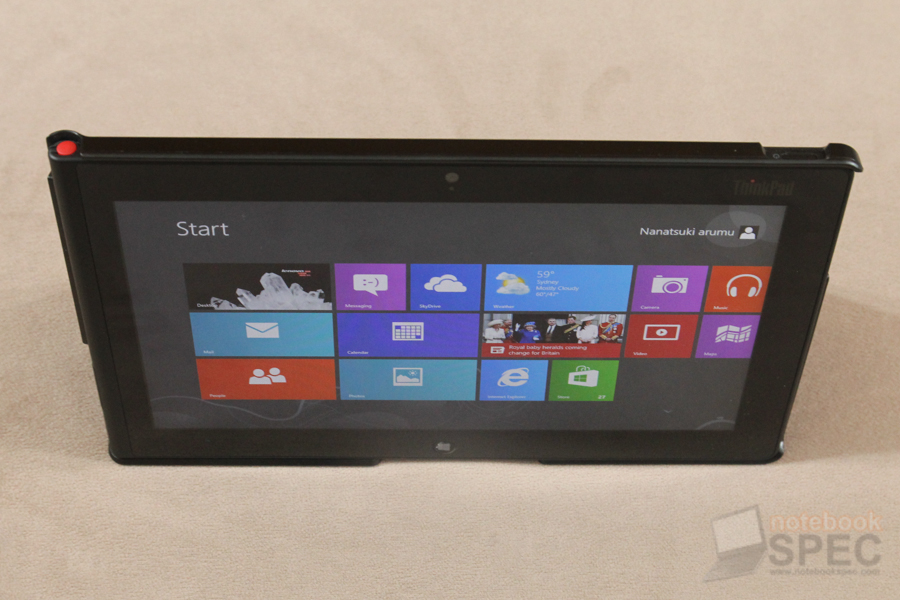 Lenovo ThinkPad Tablet 2 91