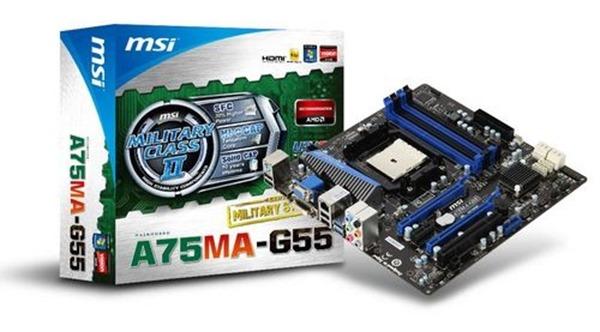 MSI-A75MA-G55-Box