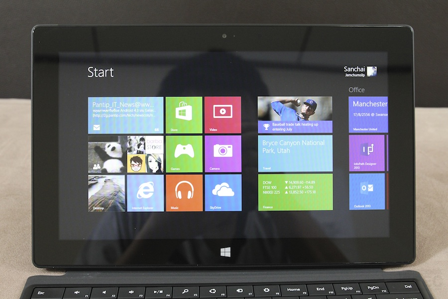 Microsoft Surface Pro Review 022