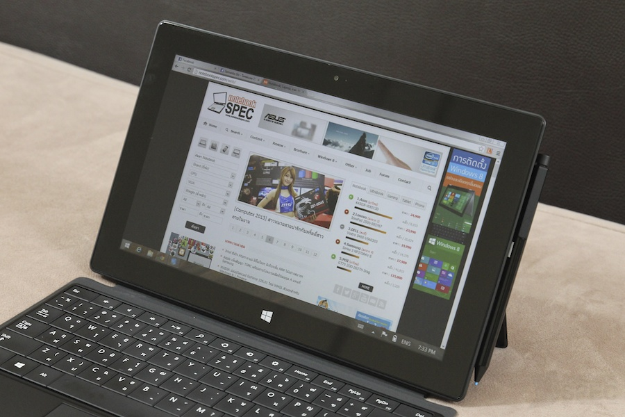 Microsoft Surface Pro Review 068
